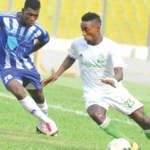 Elmina Sharks agree in principle to sell forward Felix Addo to Asante Kotoko - report