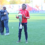 Black Queens defender Faustina Ampah wins league title with Belarusian side FC Minsk