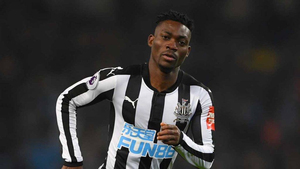 Ghana winger Christian Atsu rules out January move away from Newcastle United