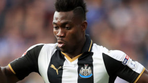 Newcastle United winger Christian Atsu comes to the rescue of mother and two daughters jailed for stealing corn worth $2