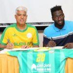Former Ghana U20 defender Joseph Adjei signs for Al Malkiya in Bahrain