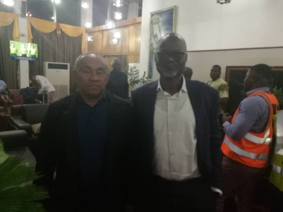 Normalisation Committee boss Dr. Kofi Amoah calls on stakeholders to help revive Ghana football