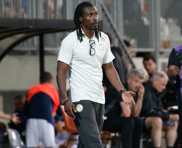 Senegal coach Aliou Cisse: 'I'm honored to have made history'
