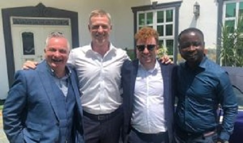 AshantiGold sign deal with Scotland-based 451 Consultancy to market players