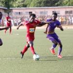 Former Kotoko midfielder Baba Mahama set to join Hearts