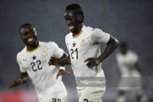 Black Stars forward Emmanuel Boateng insists he is ready for Kotoko game
