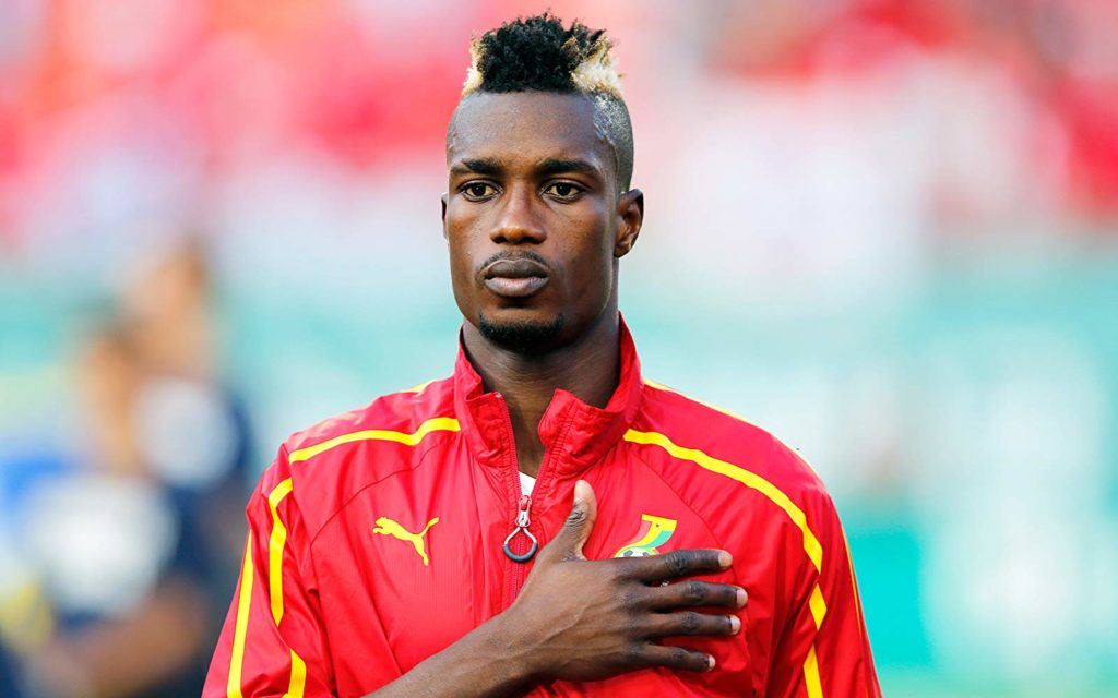 2019 Africa Cup of Nations: Defender John Boye returns from suspension to start against Guinea-Bissau