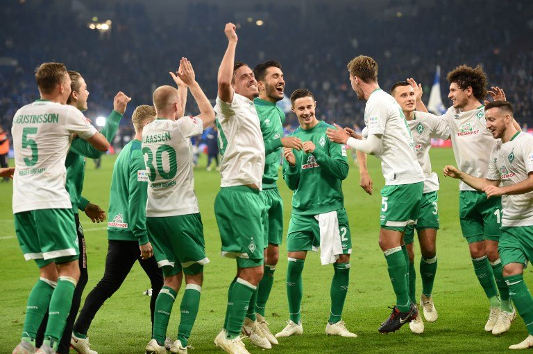 Bundesliga outfit Werder Bremen heading to South Africa
