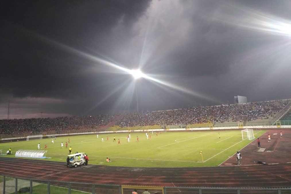 Friendly Match Report: Ghana 3-0 Asante Kotoko- Black Stars easily destroy Porcupine Warriors