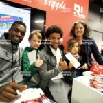 PHOTOS: Defender John Boye signs autographs for FC Metz fans