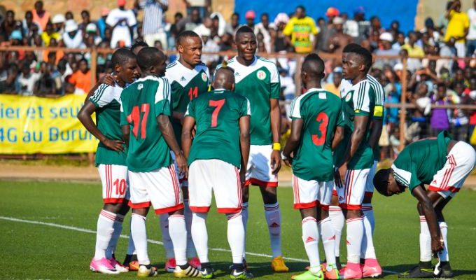 2019 AFCON: Burundi secure historic qualification after draw with Gabon