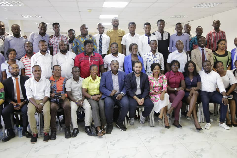 CAF holds media workshop for Ghanaian journalists ahead of 2018 AWCON
