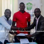 Dreams FC sign young defender David Salifu from Division Two side Sondisco Sporting Club