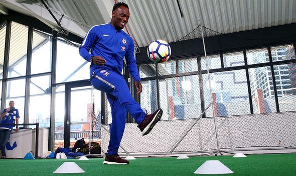 Chelsea legend Michael Essien lauds Jorginho for making Kante better offensively