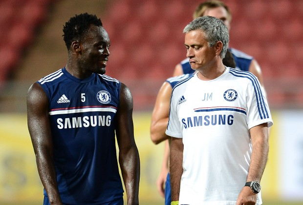 Michael Essien insists under-fire Man United manager Mourinho is a \'lovely person\'