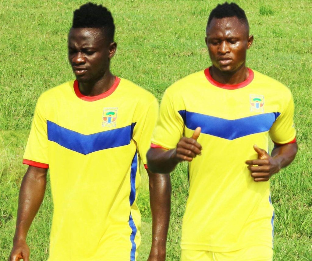 Hearts grant Fatawu and Esso rest period after sustaining injuries against Dream FC