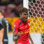 VIDEO: Watch Godsway Donyoh's hat-trick for FC Nordsjaelland against SonderjyskE