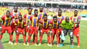 Hearts of Oak withdraws from Africa Community Cup