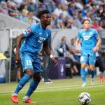 Ghana defender Kassim Adams set to make Champions League debut for TSG Hoffenheim