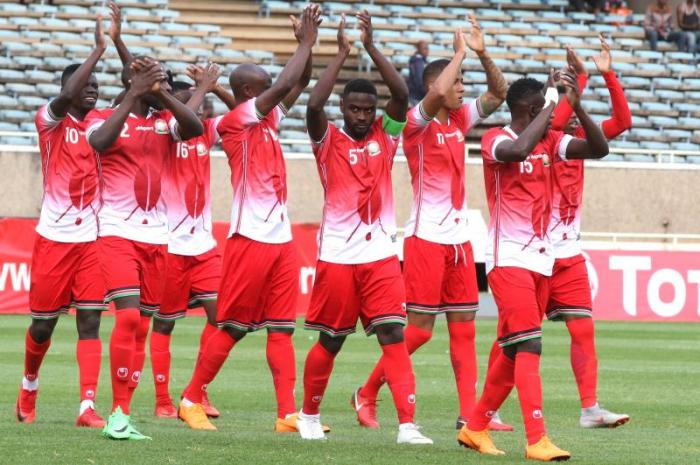 2019 AFCON Qualifier: Kenya to arrive in Ghana today for AFCON