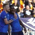 Joel Fameyeh makes it Two in Two as Dinamo Brest dispatch Dnepr in Belarusian top-flight league