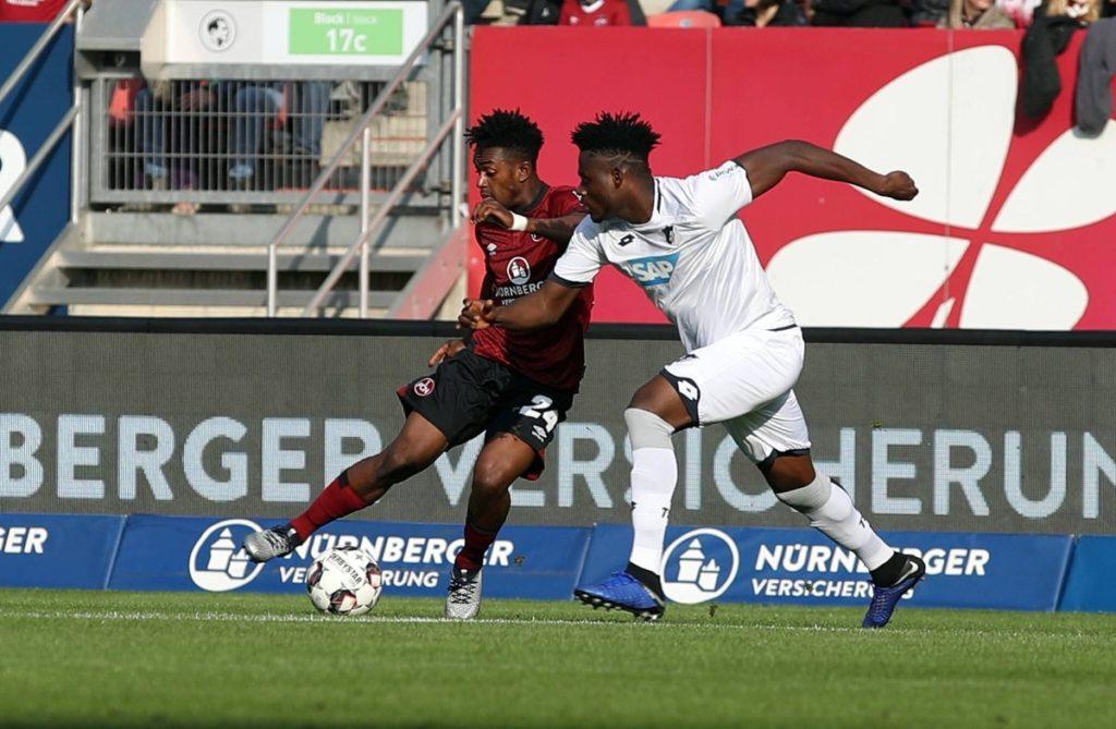 TSG Hoffenheim defender Kassim Adams happy to mark injury return with victory
