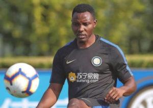Kwadwo Asamoah starts training ahead of Milan derby