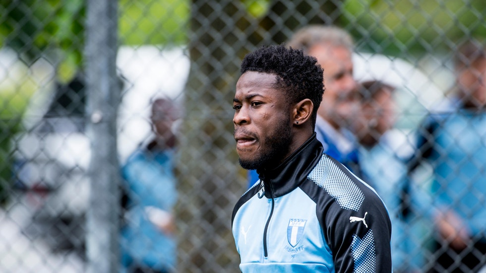 EXCLUSIVE: Jailed Malmo FF midfielder Kingsley Sarfo to serve full term after Supreme Court deny appeal application