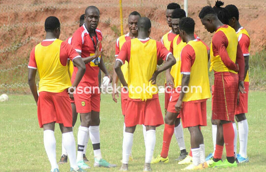 VIDEO: Asante Kotoko final training session ahead of Black Stars friendly
