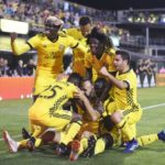 Ghanaian trio Afful, Mensah and Abubakar propel Columbus Crew to MLS play offs