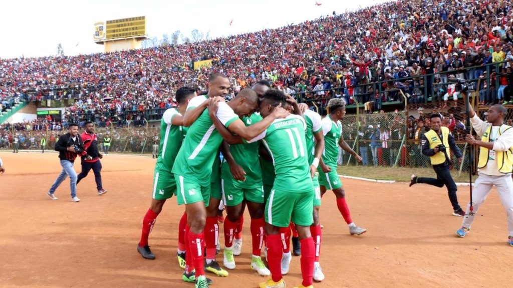 Breaking News: Madagascar make Africa Cup of Nations history, first to qualify for Cameroon