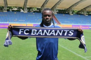 """Nathaniel Asamoah advises local players not to """"waste time"""" in Ghana"""