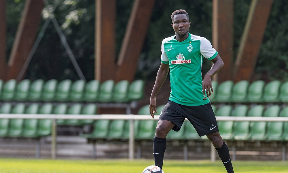 Jonathan Osabutey\'s SV Werder Bremen heading to South Africa