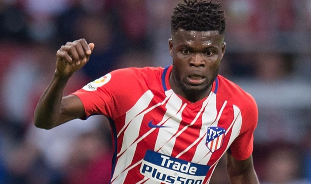 Diego Simeone to convince Thomas Partey to stay in wake of Arsenal, PSG interest