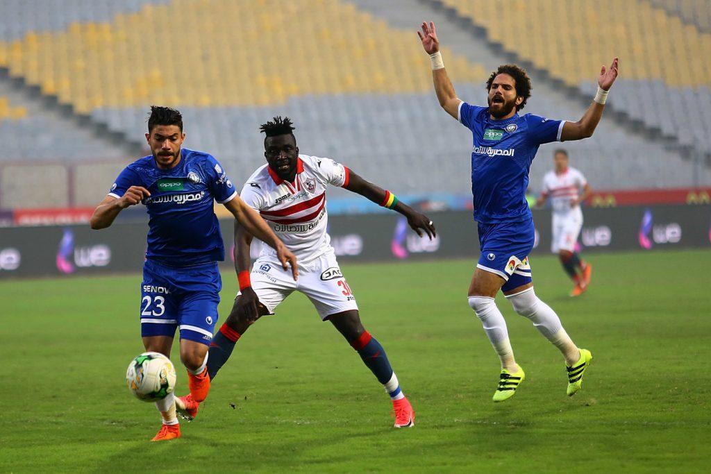 Zamalek will not repeat Nana Poku mistake-  Murtada Mansour