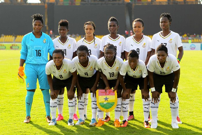 Breaking News: Ghana handed tricky draw against Algeria, Mali and Cameroon in Group A for Women\'s Africa Cup of Nations