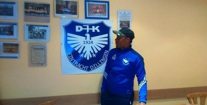 Ex-Kotoko star Richard Manu reveals dreams of coaching the