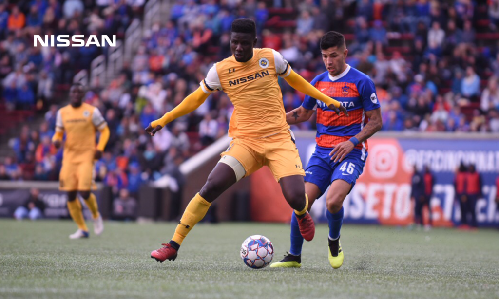 Ropapa Mensah stars as Nashville SC season end in play-offs defeat to FC Cincinnati