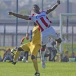 Filip Stojkovic's injury could earn Rashid Sumaila more game time at Red Star Belgrade