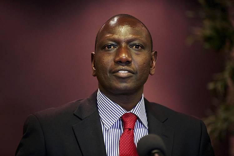 VIDEO: Kenya vice-president William Ruto celebrates Harambee Stars win over Ethiopia