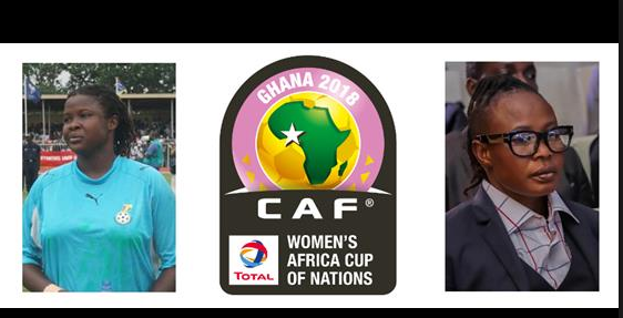 Ghanaian female legends Adjoa Bayor and Sulemana to assist in 2018 AWCON draw