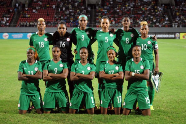2018 AWCON final: Defending champions Nigeria name provisional 48-man squad for camping