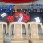 Seat reserved for late Senator Brigidi during memorial friendly against Medeama