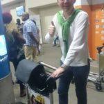 Former Hearts of Oak coach Frank Nuttall arrives in Sudan to handle Al Hilal Obeid