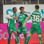 VIDEO: Watch Majeed Ashimeru's first league goal for St Gallen