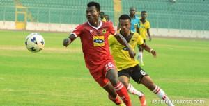 New Kotoko coach CK Akunnor sack latecomer Michael Yeboah from training-report
