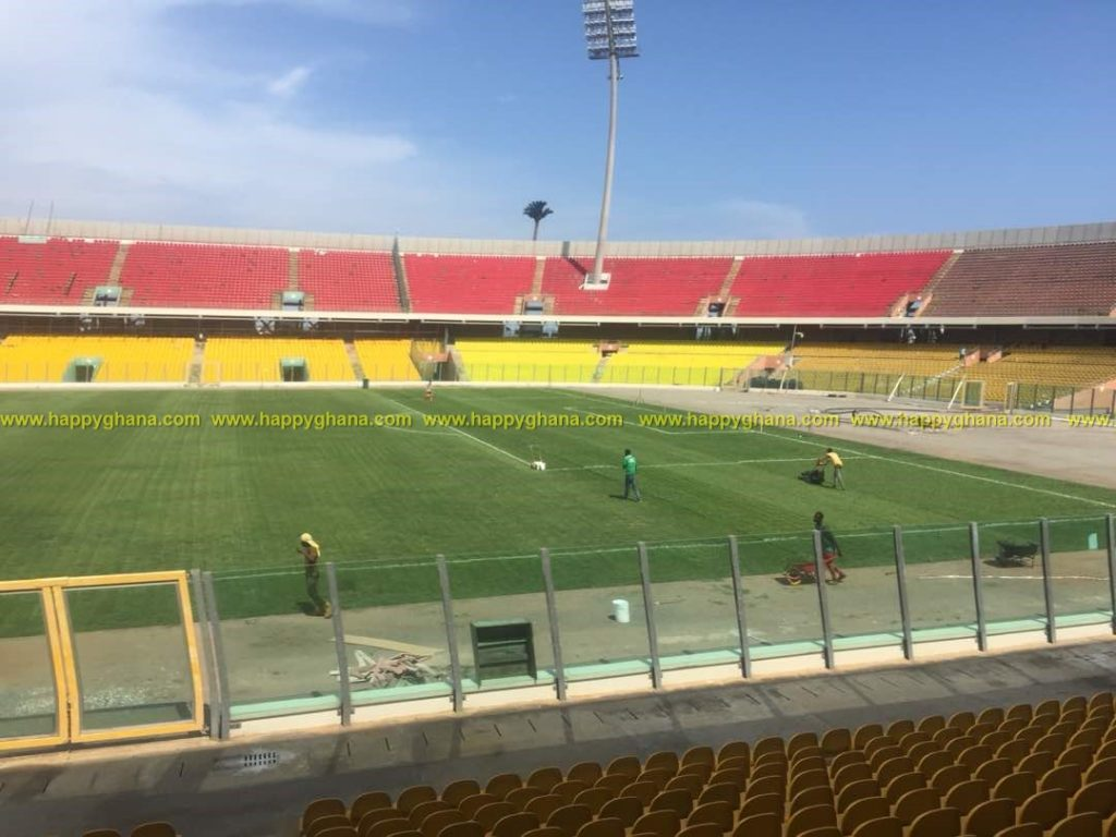 Fixture Congestion at Accra Sports Stadium as venue hosts three league matches this weekend