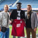 Ex-Dreams FC star Bashiru Alhassan hopes to learn from Benjamin Tetteh at Sparta Prague