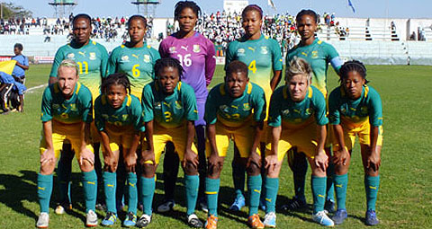 2018 AWCON: South Africa beat holders Nigeria in Group B opener