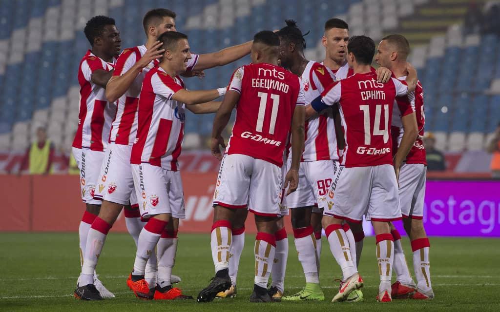 Sumaila excels again, Boakye-Yiadom bags brace as Red Star Belgrade dispatch Rad Beograd